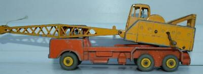 Tta - Dinky Toys - Coles Lorry Mounted Crane Truck • 7.50£