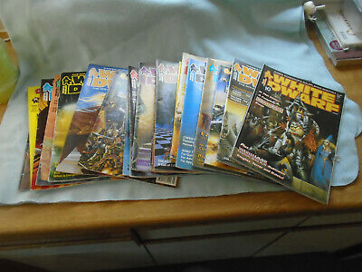 Lot Of Twenty Two Role Playing Games Magazines White Dwarf Issue 1980s - 1990s  • 30£