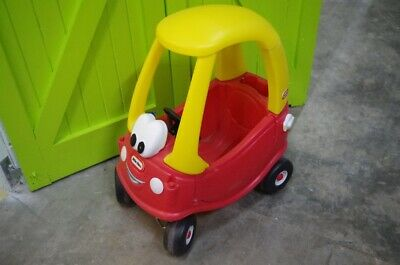 Little Tikes Cozy Coupe Car - Red /Yellow • 22£