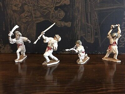 Toy Soldiers Vintage Lone Star Harvey Series Afghan Warriors X 4 • 10£