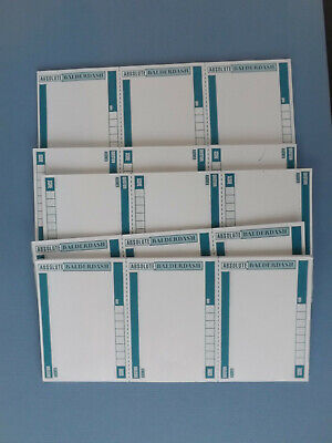 ABSOLUTE BALDERDASH Game SPARE Answer Pads • 3£
