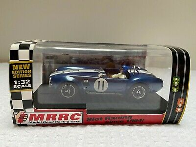 AC Cobra By MRRC, Compatible With Scalextric, In Display Case • 29£