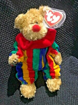 TY Attic Treasures Bear - PICCADILLY - 9 Inches Tall - BNWT • 1.99£