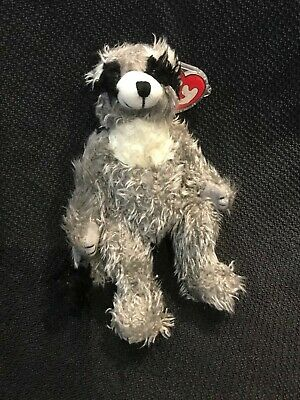 Attic Treasures By TY  - Radcliffe The Raccoon - 9 Inches Tall - BNWT • 1.99£