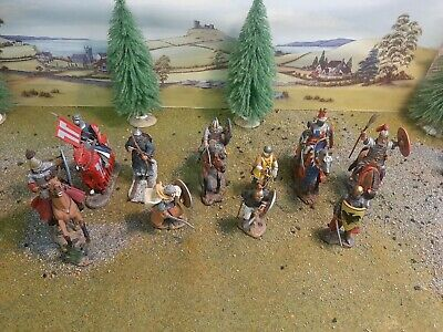 DEL PRADO.Medieval Warriors Issues Multi-listing 11-20 • 8£