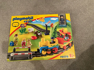 Brand New Playmobil 123 Train  • 43£