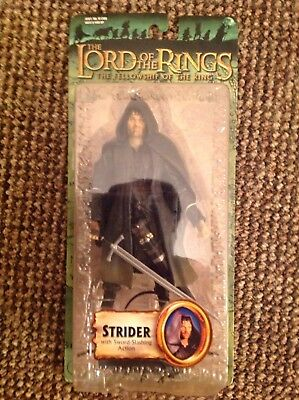 The Lord Of The Rings-Strider With Sword Slashing Action  • 15£