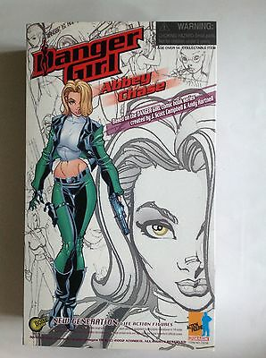 Danger Girl-12 Ins Tall Abbey Chase • 40£