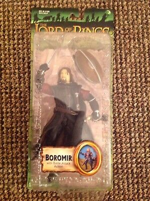 Lord Of The Rings-Boromir With Battle Attack Action  • 15£