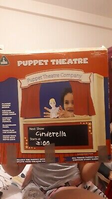 Early Learning Centre Puppet Theatre • 5.50£