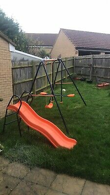 Hedstrom Outdoor Swing, Glider & Slide Play Set • 119£