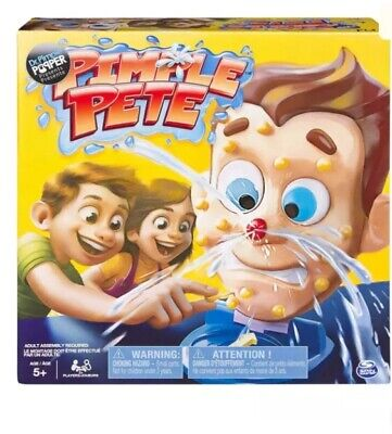 Pimple Pete Family Game • 14.99£