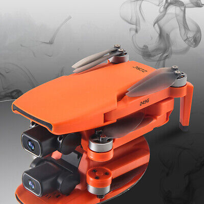 GPS Drone Foldable RC Quadcopter With 4K HD Dual Camera Wifi FPV Wind Resistance • 171.89£