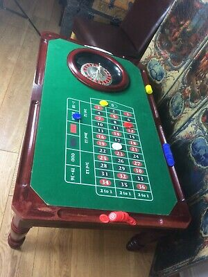Rare Casino Games-coffee Table -- Quotation For Delivery. • 560£