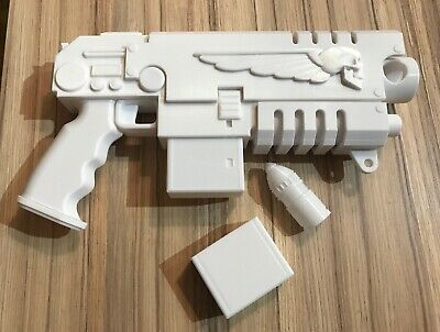 40K Absolver Pistol | Life Size Cosplay • 45£