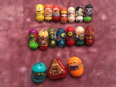 17 Mighty Beanz Toy Collectables Beans • 10£