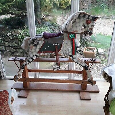 Large Antique Rocking Horse. Pick Up Only  • 550£