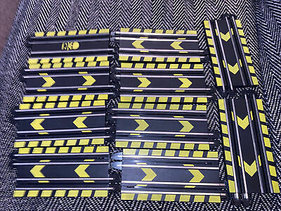 Micro Scalextric Straights X 10  • 14£