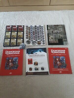 Dungeons & Dragons Starter Set - Wizards Of The Coast (Genuine) • 19.99£
