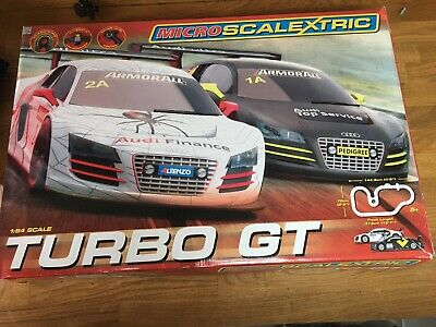 Scalextric Micro Turbo GT • 12.50£