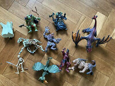 Schleich And PAPO - Mythical Beasts • 15£