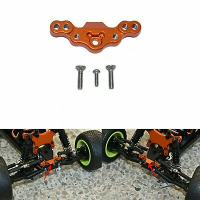 Front Upper Tie Rods Fixed Mount For LOSI 1/18 Mini-T 2.0 2WD Stadium RC Car • 6.99£