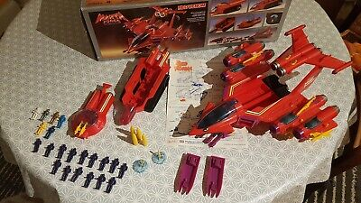 Red Venom Manta Force 100% Complete/boxed - Collectable • 100£