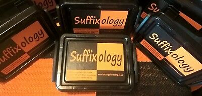 Homeschool Resources - Flashcards: Suffixology • 7£