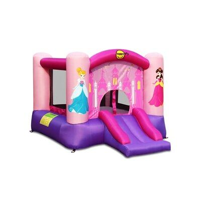 PREORDER 1-10 FEB! WOW! Princess Bouncy Castle With Slide SUMMER! KIDS  • 199.99£