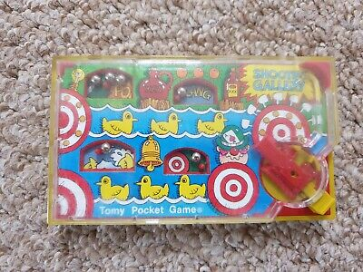 Tomy Pocket Game Shootin Galley Toy • 0.99£