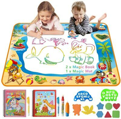 Toys For 2-6 Year Old Boys Girls, Aqua Magic Mat Style1  • 23.99£