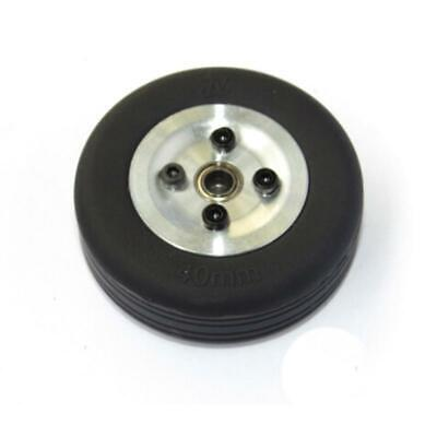 JP 45mm Wheel For Retract Gear Of RC Spare Parts Fixed Wing Airplane Model • 16.90£