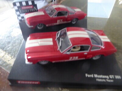 Scalextric/Slot Car - Carrera Ford Mustang GT 350 • 17.50£