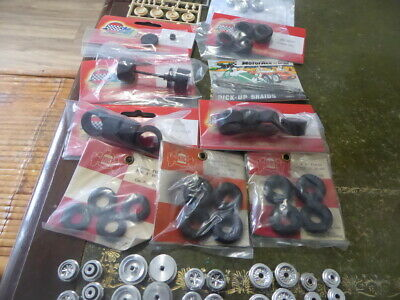 Scalextric And Slot Car- Miscellaneous Tyre Sets And Parts • 20£