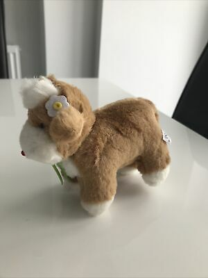 """SUPREMIA TOYS Cow Plush Toy 4.5"""" Anchor Foods Advertising UNUSED • 4£"""