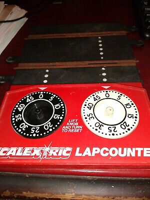 Scalextric Lap Counter From 1986 • 10£