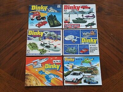 Dinky Toys Catalogues • 24.99£