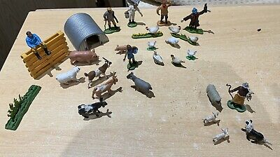 Britains Made In England Farm Animals • 15£