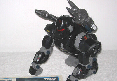 Zoids OER Gore The Lord Protector 100% Complete & Original Instructions Vintage • 19£