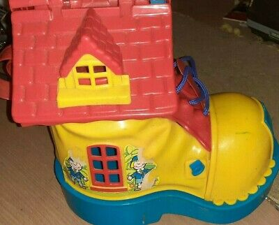 Vintage Matchbox Play Shoe Boot School Dolls House Only 1983 Toy • 3.99£