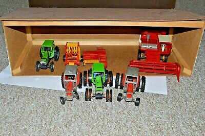 Britains Farm Tractor Collection • 175£