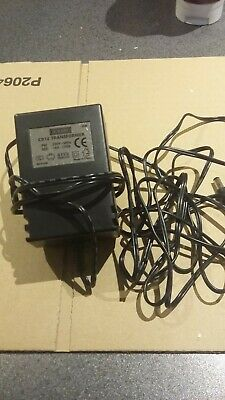 Hornby Scalextric Mains Power Supply Transformer Adaptor  C912  16v • 11£