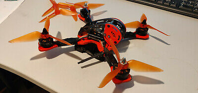 Race Or Freestyle Drone/quadcopter. GepRC Leopard Frame, F4 Flight Controller • 51£