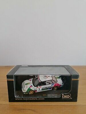 Ixo 1:43 Diecast Rally Cars. F. Chatriot • 7.50£