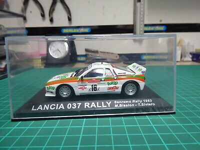 Deagostini Rally Car Collection 1/43 Scale Lancia 037 Please Read • 4.08£