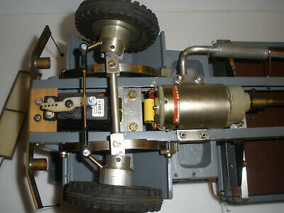 Vintage R.c Robbe Graupner Large Truck Lorry & Trailer Very  Rare ! • 275.95£