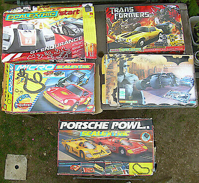Scalextric Job Lot Of Sets • 49.99£