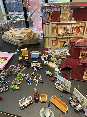 Playmobil 5302 Mansion House And Furniture Accessories • 75£