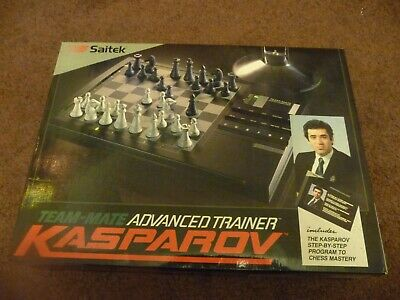 Team Mate Advanced Trainer Kasparov • 39.99£
