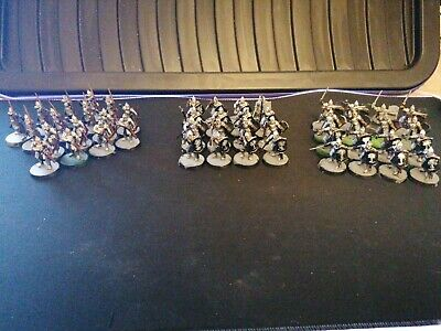 Games Workshop LOTR Warriors Of Minas Tirith X48 • 3£